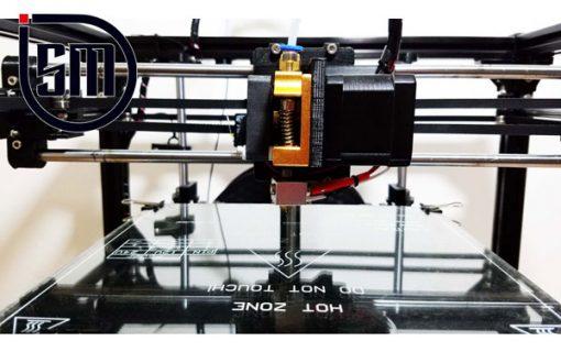اکسترودر پرینتر سه بعدی مدل سزار