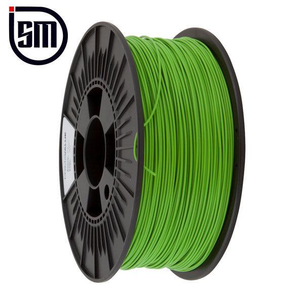 فیلامنت سبز رنگ پرینتر سه بعدی