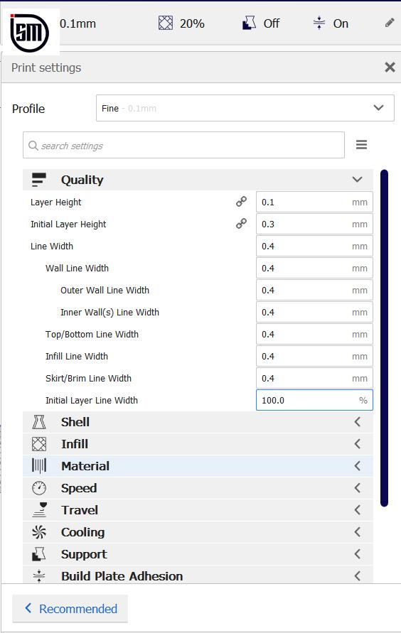 Quality در نرم افزار کیورا چه کاربردی دارد؟