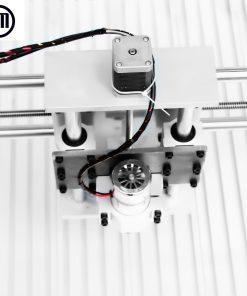 سی ان سی رومیزی ساخته شده توسط سامو ماشین از نمای راست