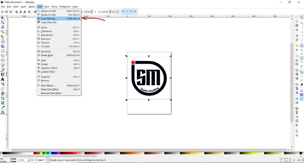 نحوه تبدین عکس به bitmap
