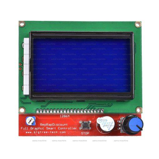نمایشگر (LCD 12864) پرینترهای سه بعدی Full Graphic Smart Controller
